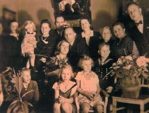 Hochzeit Heinrich und Else Lecking